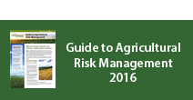 2016 Ag Risk Guide
