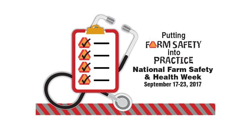 National Farm & Safety Health Week