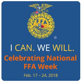 National FFA Week