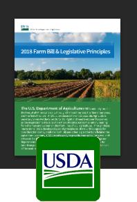 2018 Farm Bill & Legislative Principles