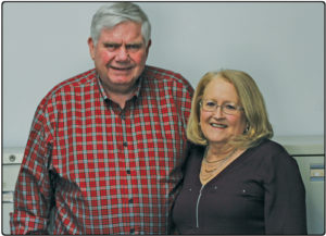 Denny and Janis Connealy | Connealy Insurance | Crop Insurance | Tekamah, NE